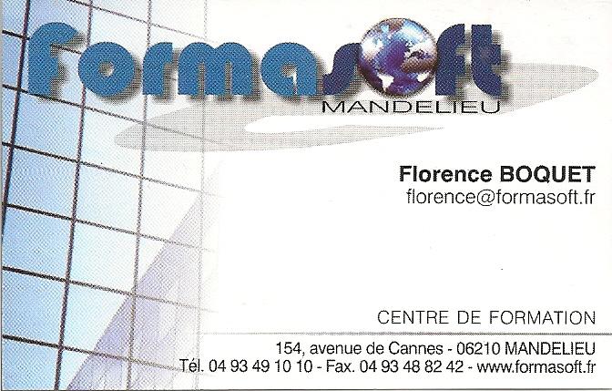 FORMASOFT CENTRE DE FORMATION
