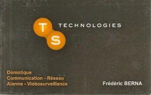 TS Tecnologies Frédéric Berna