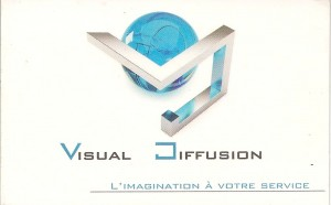 Visual Diffusion Créateur de site web